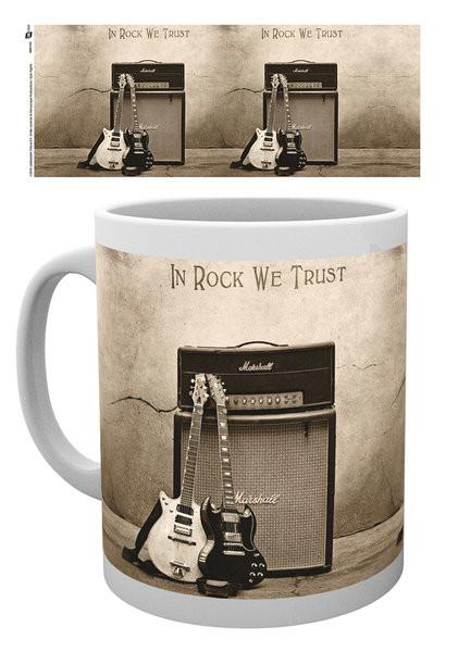 Taza  AC/DC - Trust Rock