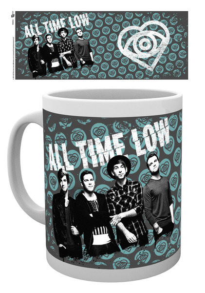 Taza All Time Low - Eye Pattern
