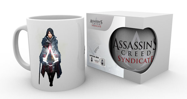 Taza Assassin's Creed Syndicate - Jacob Emblem
