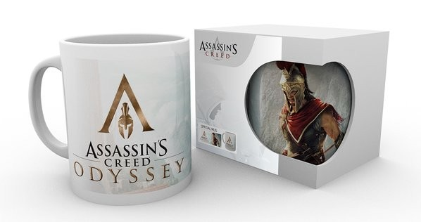 Taza  Assassins Creed Odyssey - Alexios
