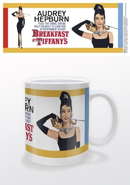 Taza  Audrey Hepburn - One-Sheet