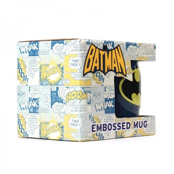Taza  Batman - Batman & Logo