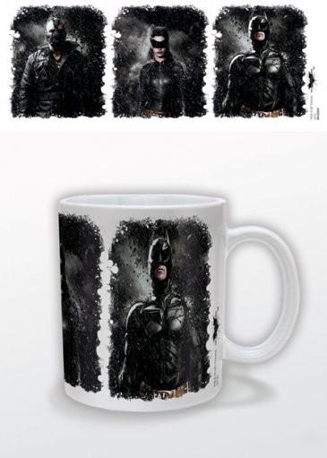 Taza Batman: El caballero oscuro: La leyenda renace - Triptych