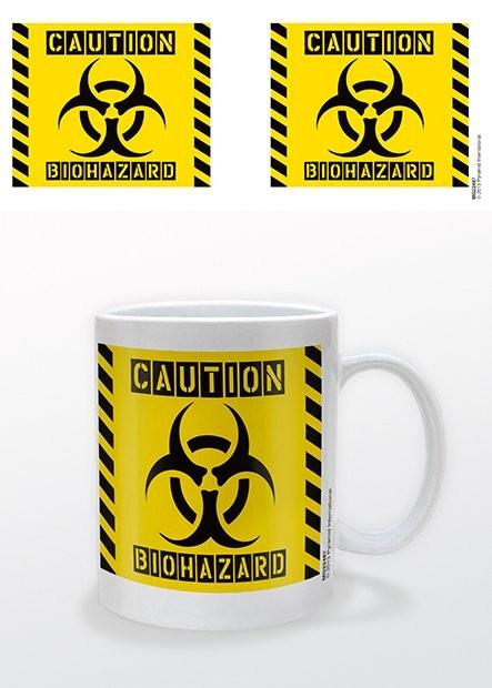 Taza  Biohazard