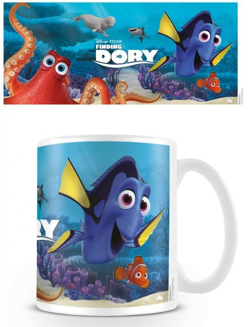 Taza Buscando a Dory - Characters