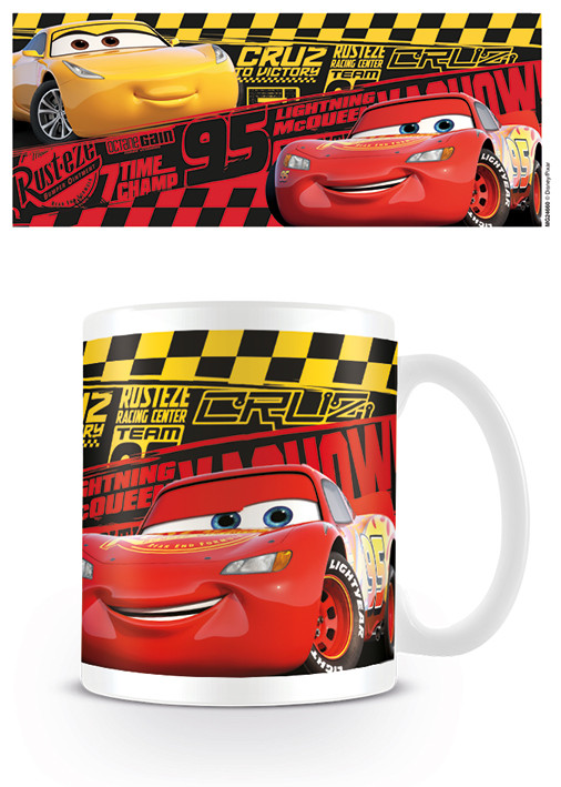 Taza Cars 3 - Duo