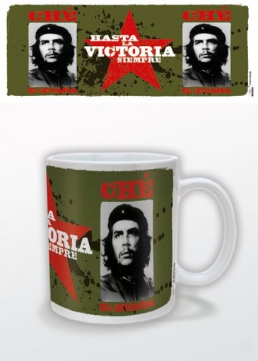 Taza  Che Guevara - Hasta Victoria