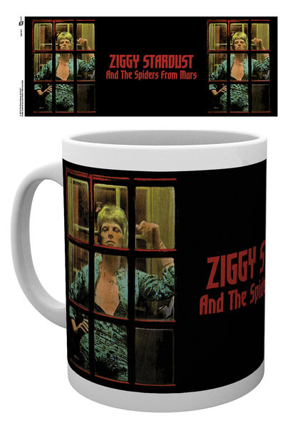 Taza David Bowie - Phonebox