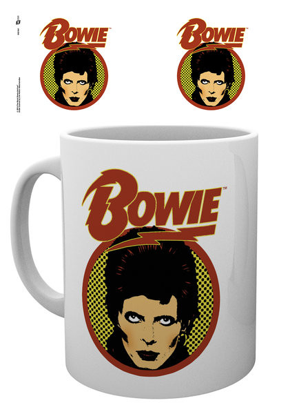 Taza David Bowie - Pop Art