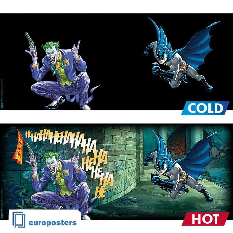 Taza  DC Comics - Batman & Joker