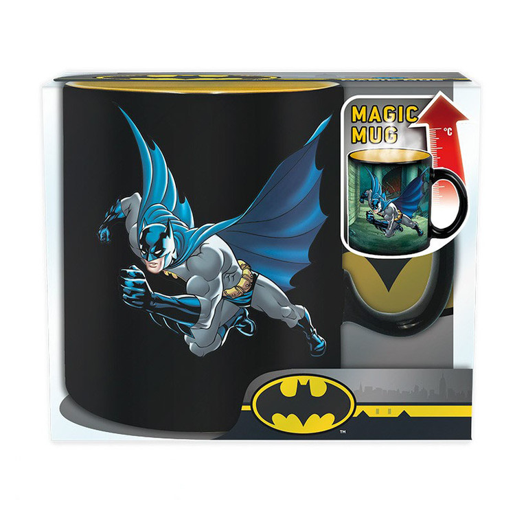 Taza DC Comics - Batman & Joker