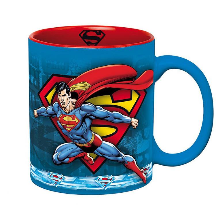 Taza  DC Comics - Superman Action