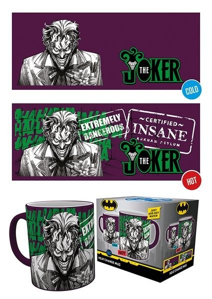 Taza  DC Comics - The Joker