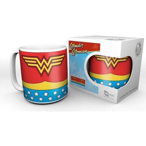 Taza  DC Comics - Wonder Woman Costume