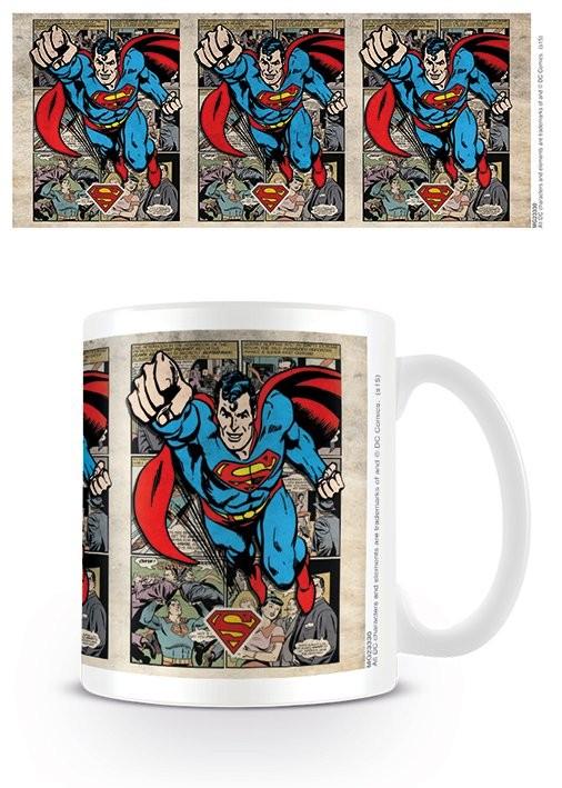Taza DC Originals - Superman - Montage