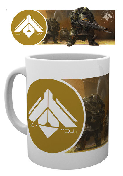 Taza Destiny - Cabal