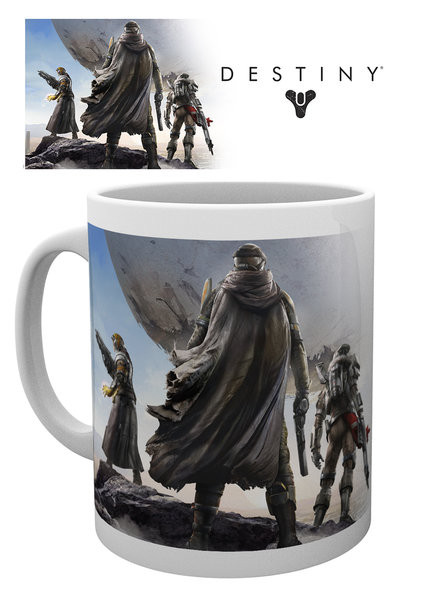 Taza Destiny - Key Art