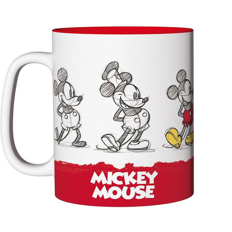 Taza Disney - Sketch Mickey