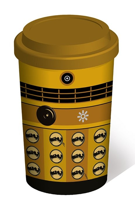 Taza Doctor Who - Dalek Travel Mug