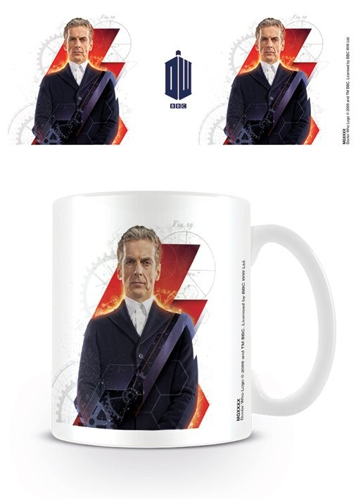 Taza  Doctor Who - Doctor