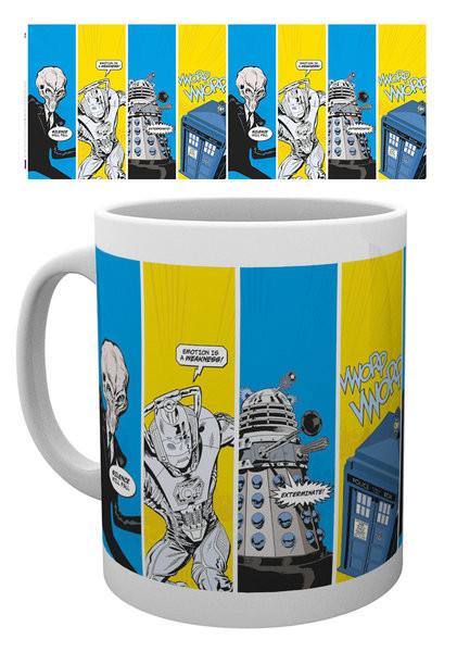 Taza Doctor Who - Space Cadets
