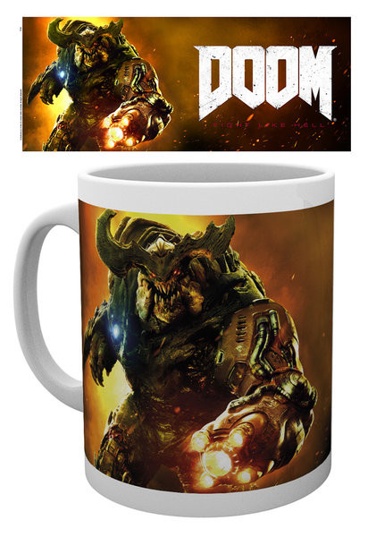 Taza Doom - Cyber Demon