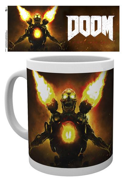 Taza Doom - Revenant