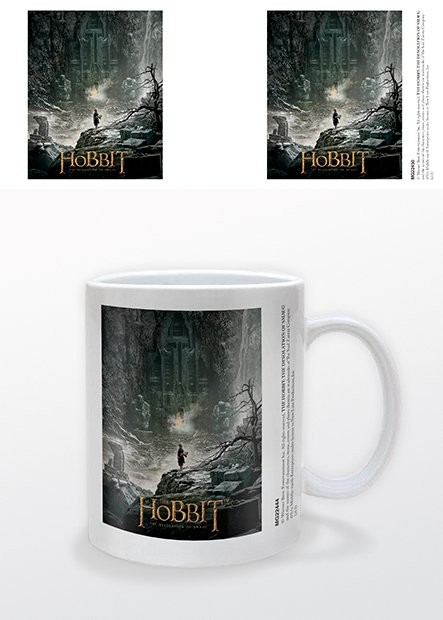 Taza  El hobbit – One Sheet