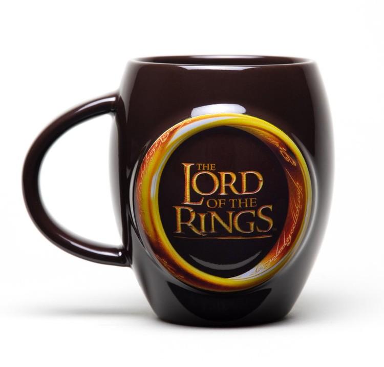 Taza El Señor de los Anillos - One Ring