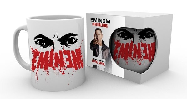 Taza  Eminem - Eyes
