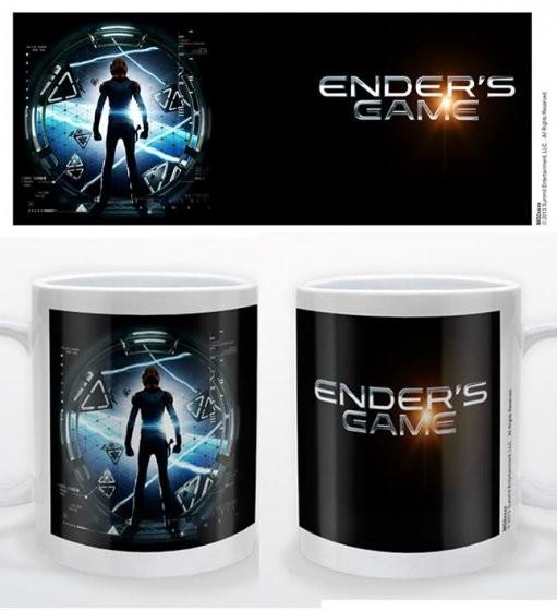 Taza Ender's game - logo