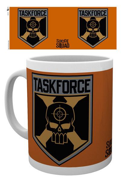 Taza Escuadrón Suicida - Taskforce