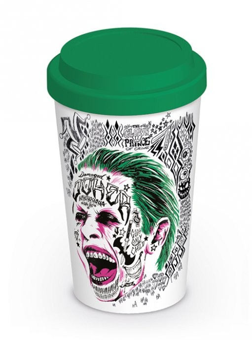 Taza Escuadrón Suicida - The Joker