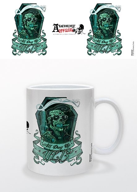 Taza  Fantasy - All Dug Up, Alchemy