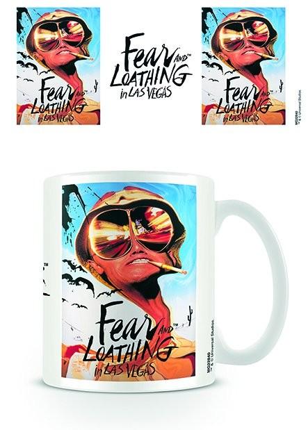Taza Fear and Loathing in Las Vegas - Miedo y asco en Las Vegas
