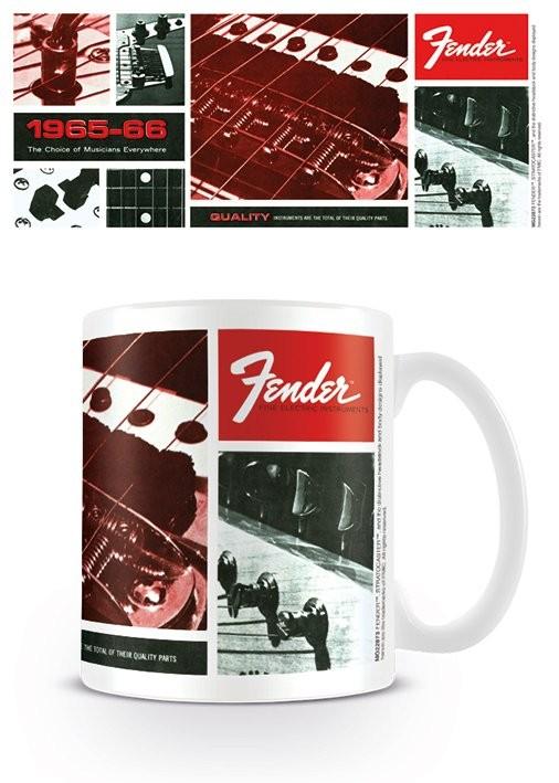 Taza Fender - Fine Elecric Instruments