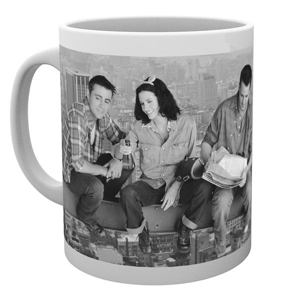 Taza Friends - Girder