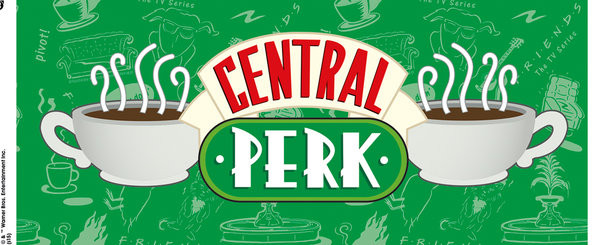 Taza Friends TV - Central Perk