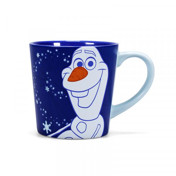 Taza Frozen, el reino del hielo - Olaf