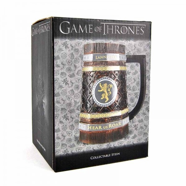 Taza  Game Of Thrones - Lanister