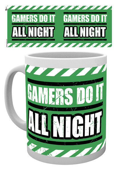 Taza Gaming - All Night