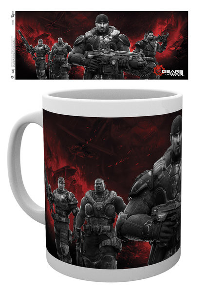 Taza Gears Of War 4 - Ultimate