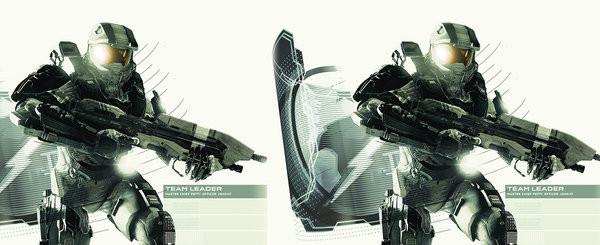 Taza  Halo - Helmet