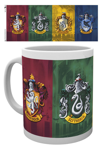 Taza Harry Potter - All Crests