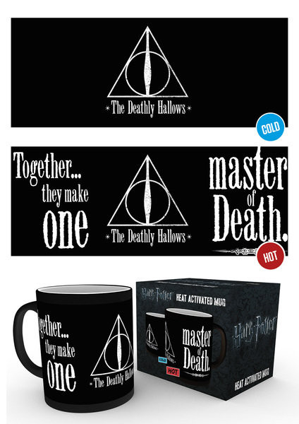 Taza Harry Potter - Deathly Hallows