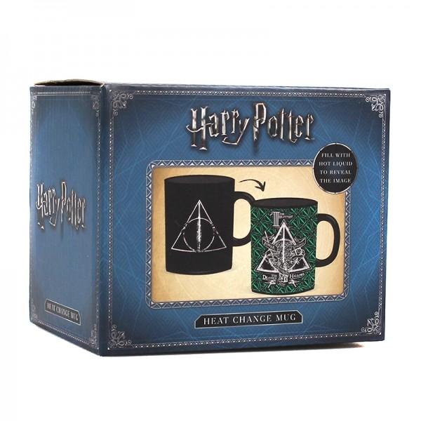 Taza  Harry Potter - Deathly