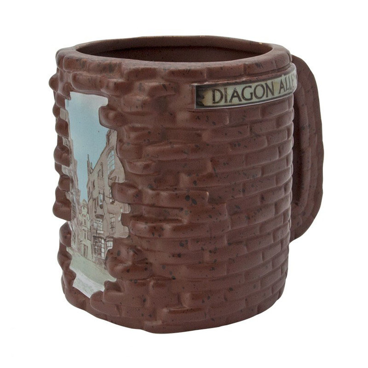 Taza Harry Potter - Diagon Alley