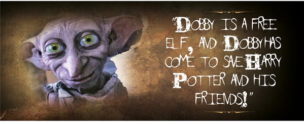 Taza  Harry Potter - Dobby