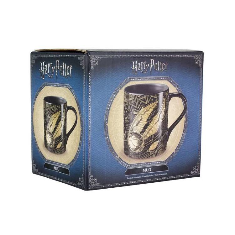 Taza  Harry Potter - Golden Snitch