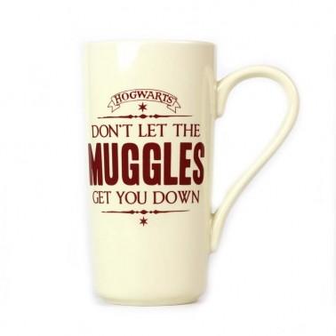 Taza  Harry Potter - Muggles